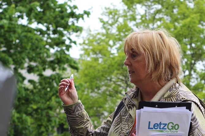 Irish Ancestry Tour in Dublin with LetzGo City Tours
