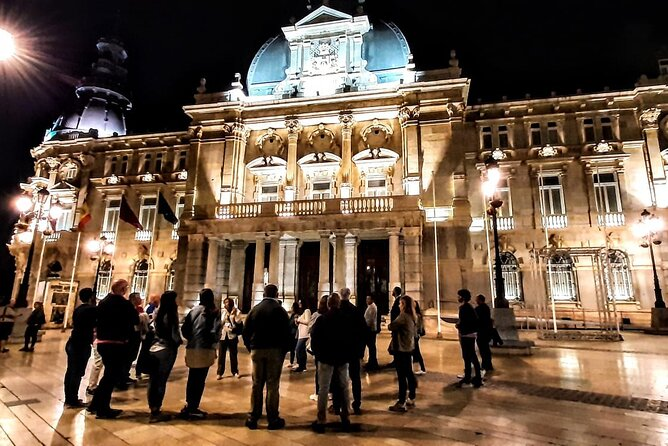 Night Tour of Legends and Culture of Cartagena