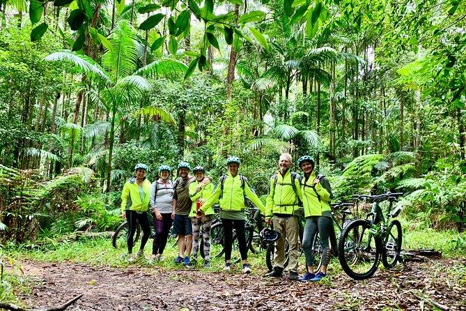 Guided E Bike Tour - Hells Hole Pools & Rainforest