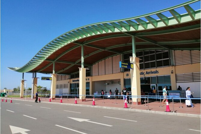 Private One-way Transfer: Panglao Airport to Panglao Island Hotels
