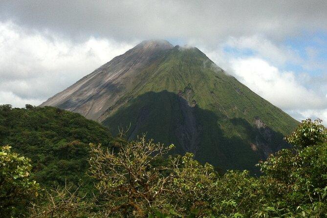 Private Hanging Bridges / Waterfall / Volcano Hike Combo