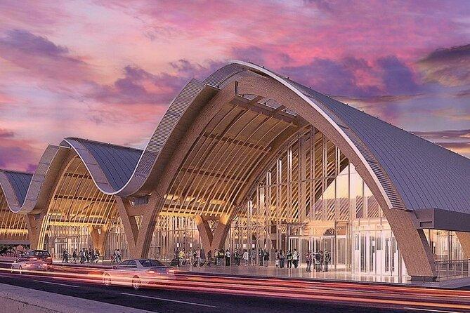 Private Departure Transfer: Hotel to Mactan-Cebu International Airport