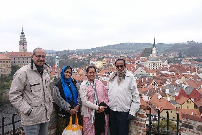 Full Day Cesky Krumlov Private Tour from Prague