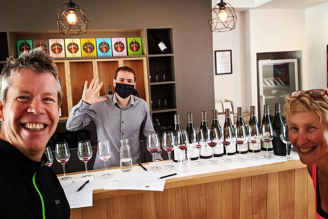 Visit and Wine Tasting with Oenologist