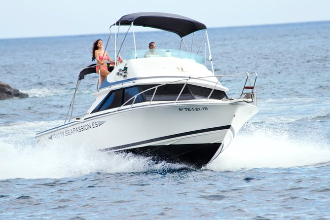 Sea Passion charter and fishing