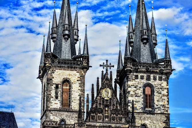 4 hour Private Walking Tour in City of Prague