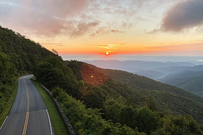 Mountain Top Tour at Sunrise with Fresh Brewed Coffee