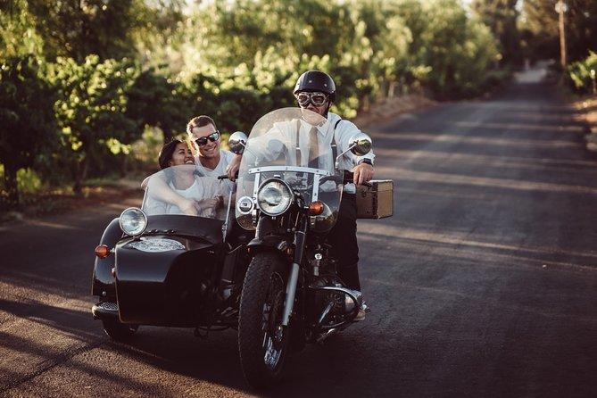 Private Sidecar Adventure Tour through Temecula
