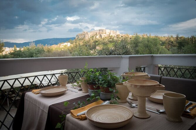 Walking Tour in Athens and Ancient Greek Dinner