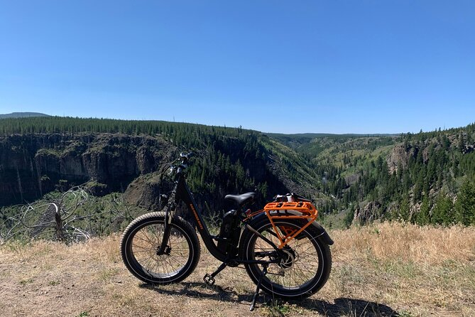 E-Bike Tours in Yellowstone National Park