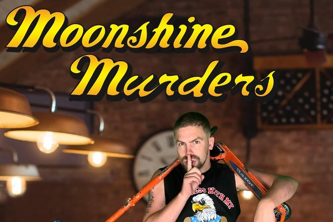 "Great Smoky Mountain ""Moonshine Murders"" Dinner Show Admission"