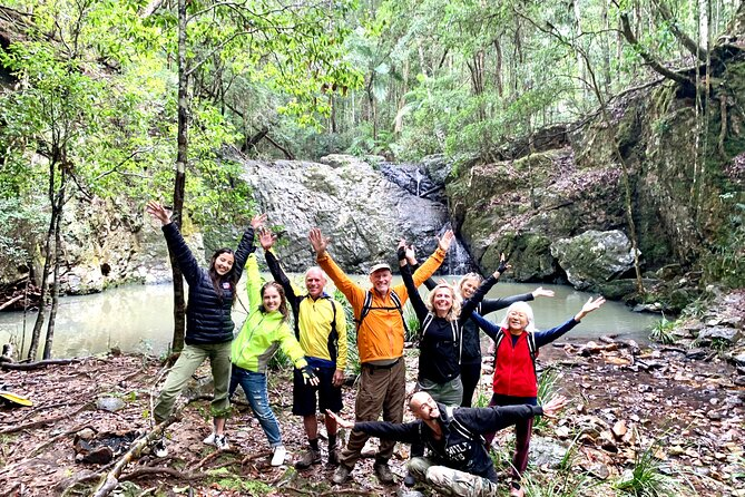 Guided E Bike Tour - Unicorn Falls & National Park