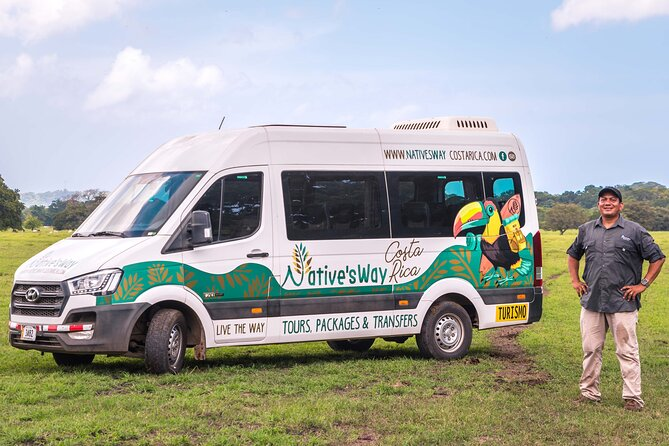 Liberia Airport Private Shuttle to Tamarindo, Arenal, Monteverde & More