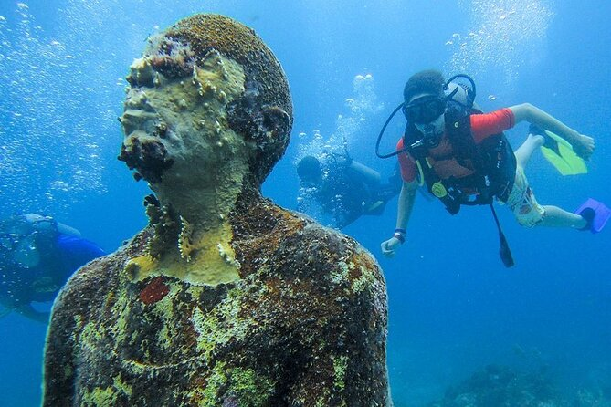 Scuba Diving In Cancun & MUSA For Beginners