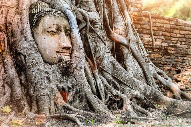 Thailand's Ayutthaya Day Tour from Bangkok