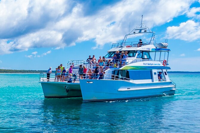 Jervis Bay Whale Watching Tour