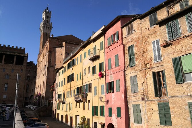 Siena with Lunch and Wine tasting on Chianti vinary