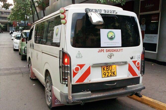 3 Days Amboseli National Park-Minivan