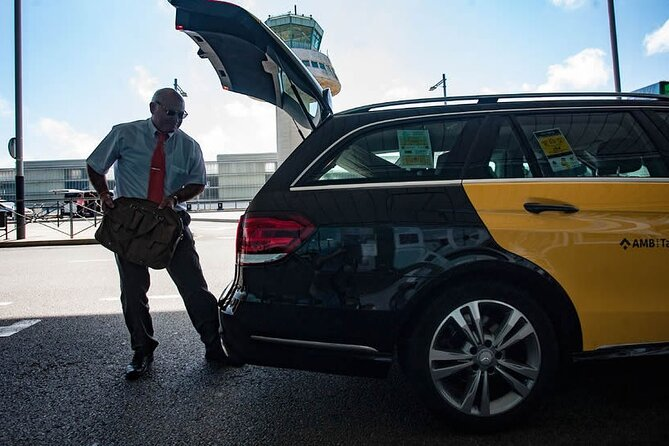 Private Transfer from Gdansk (GDN) Airport to Słupsk city
