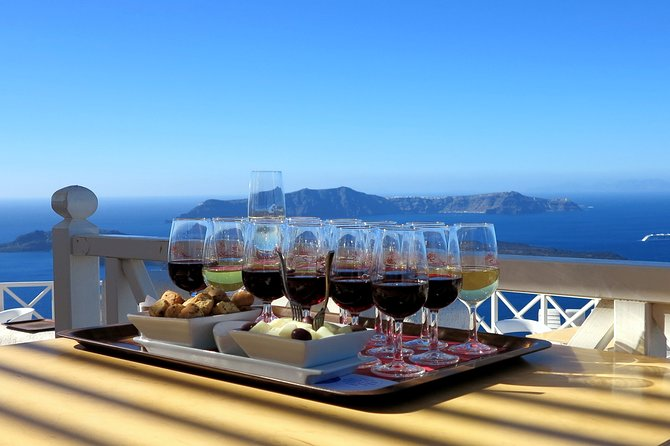 Santorini Winery Half Day Private Tour