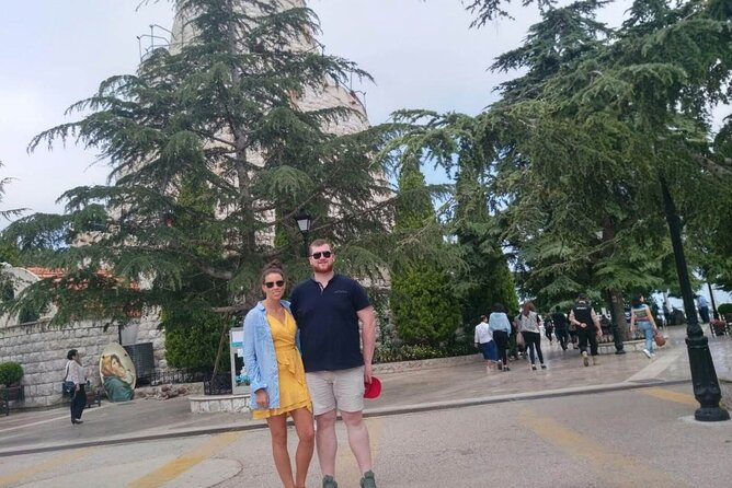 Private Tour to Jeita Grotto and Harissa from Beirut