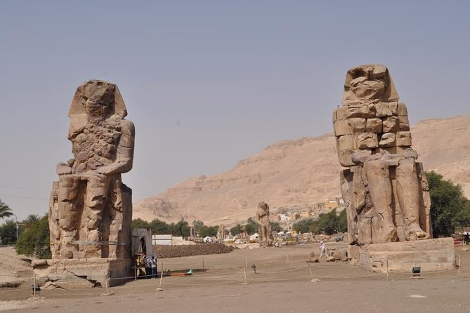 A full day trip to East and West of Luxor from Hurghada by private vehicle