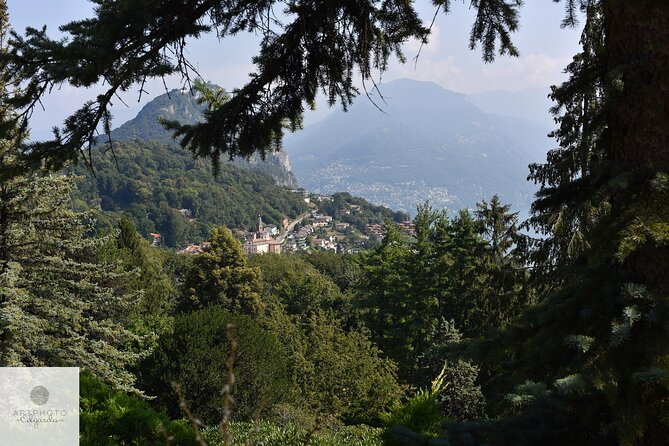 Botanical Photo Tour in Parco San Grato Lugano with Contest