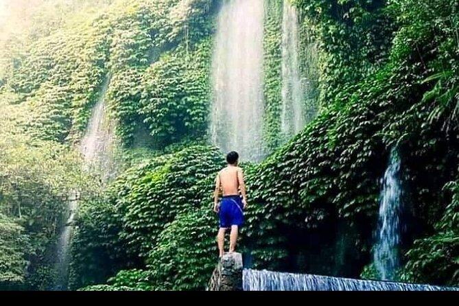 Waterfalls Tour+Temple Tour