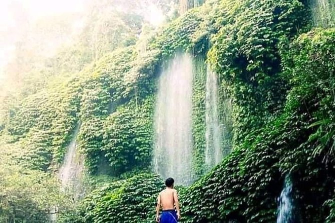 Bali Waterfalls Tour