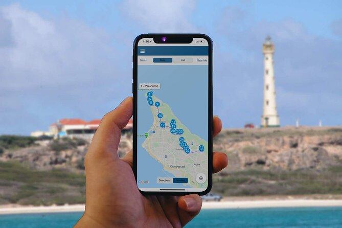 Ultimate Aruba Self-Driving Audio Tour