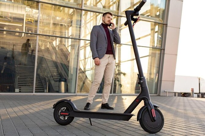 Rental of Electric Scooters in Turin