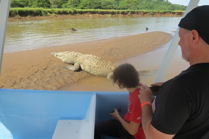 Wildlife Photography Tour in Tarcoles River