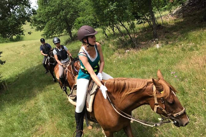 Small Group Sunset Yoga and Horseback Riding Tour in Istria