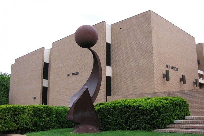 Amarillo Scavenger Hunt: Amarillo Art & Elms