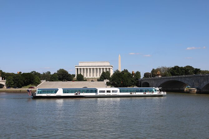 Washington DC Odyssey Dinner Cruise