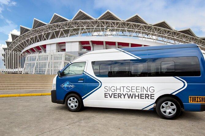 Shuttle service From Guanacaste,Monteverde,Arenal, MLAntonio,Sierpe to San José