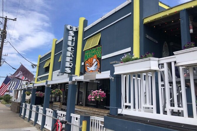 Virginia Beach Bar Hunt: Ocean Views & Brews