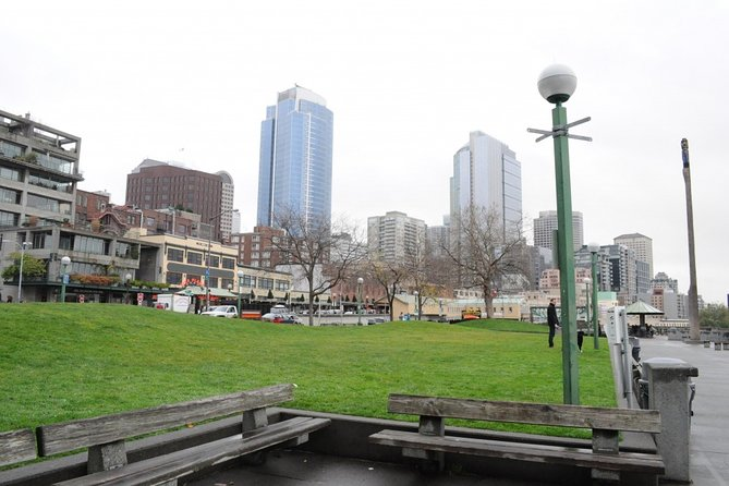 Seattle Scavenger Hunt: Seattle By The Sound