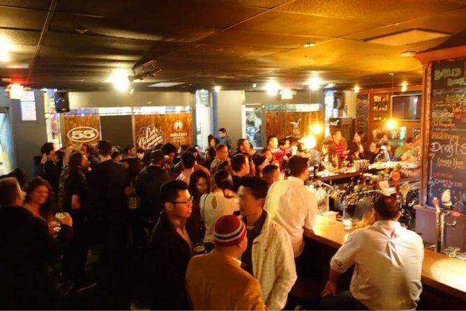San Jose Bar Hunt: Sweet San Jose Bar Crawl