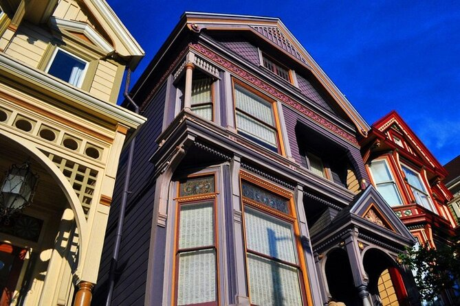 San Francisco Scavenger Hunt: SF Park Tour and Haight-Ashbury Experience