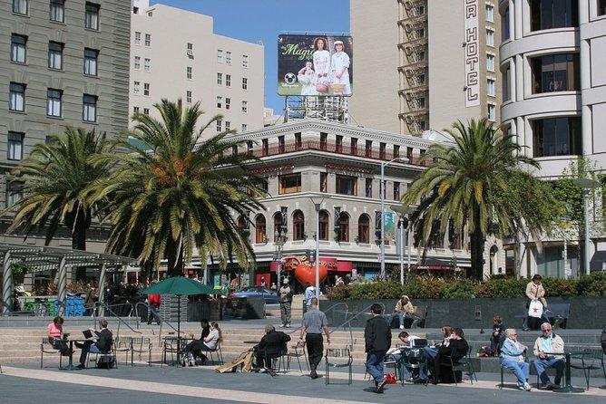 San Francisco Scavenger Hunt: Where East Meets West