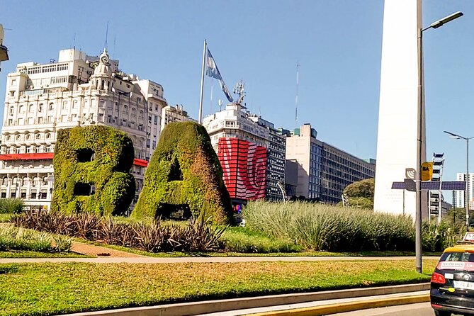 Buenos Aires virtual tour: take a drive around the city with a local tour guide