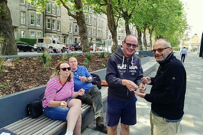 Edinburgh Food Safari - we do the hunting, you do the eating