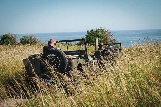 Normandy WW2 Classic Jeep Tour