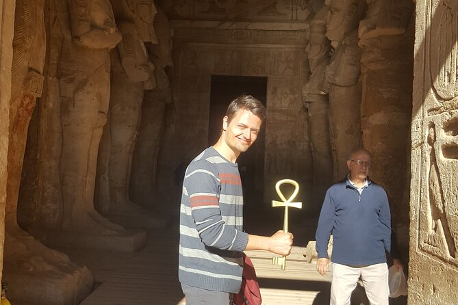 explore Aswan and nearby temples