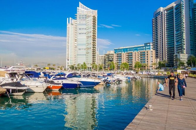 Discover Beirut by Foot - Walking Guided tour of Beirut