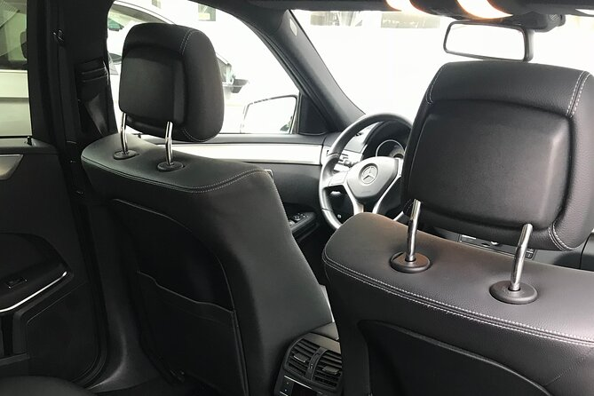 Private transfer from Vevey to Geneva Airport