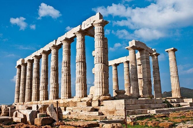 Cape Sounio Tour