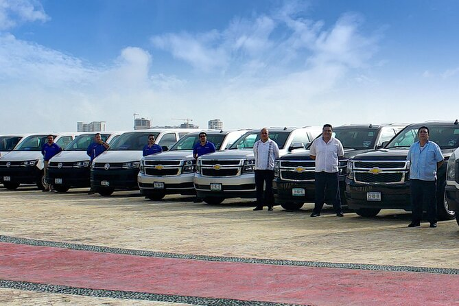 Cancun Zone Luxury Transportation from-to Cancun Airport