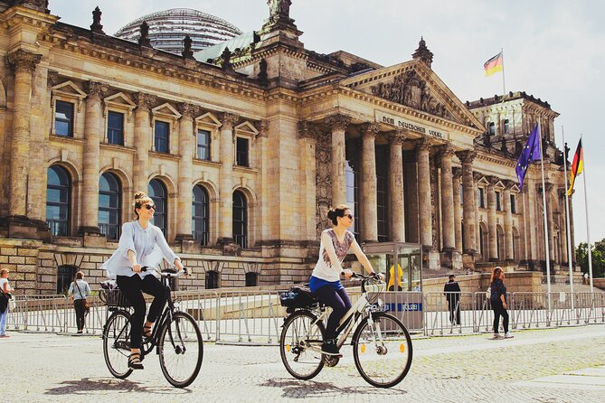 Private Berlin Bike Tour - Berlin Wall, Third Reich History & Checkpoint Charlie